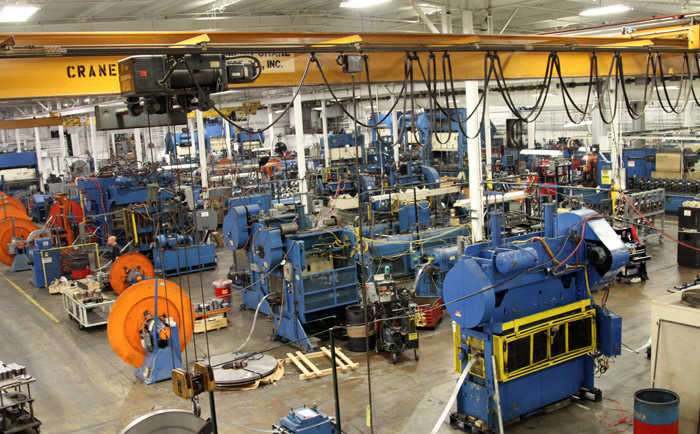 ltc manufacturing facilities