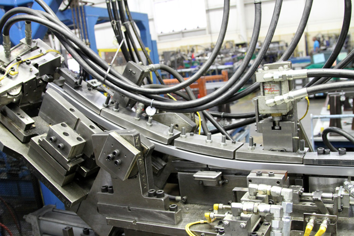 The History of Stretch Bending in Manufacturing